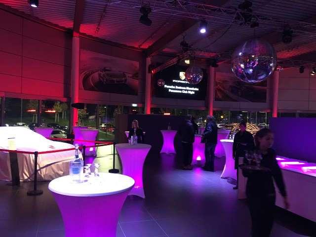 Porsche Event Ambiente